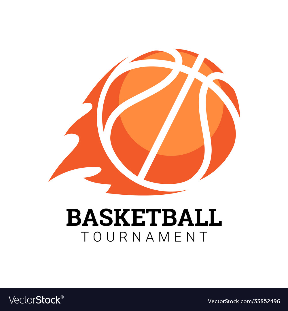 Basketball tournament emblem