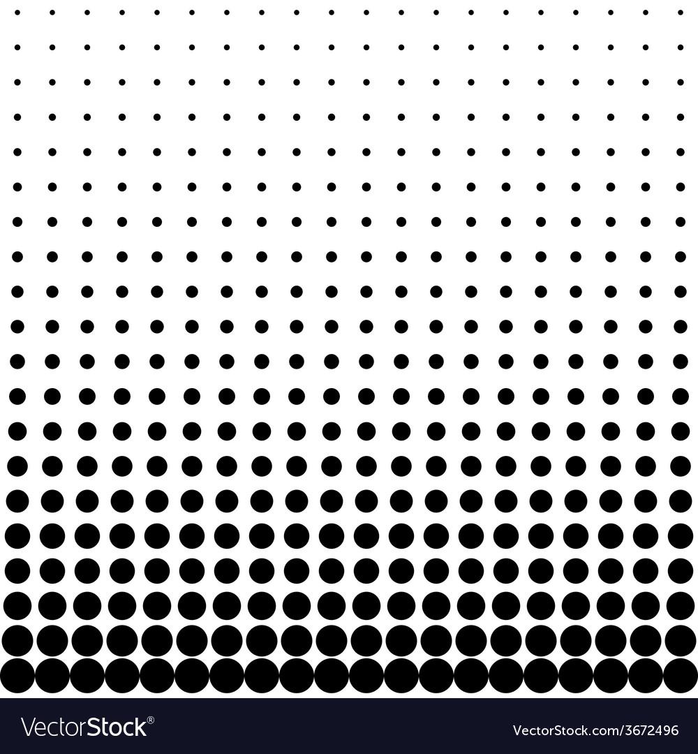 geomentic background halftone royalty free vector image rh vectorstock com halftone vector free download halftone vector pattern