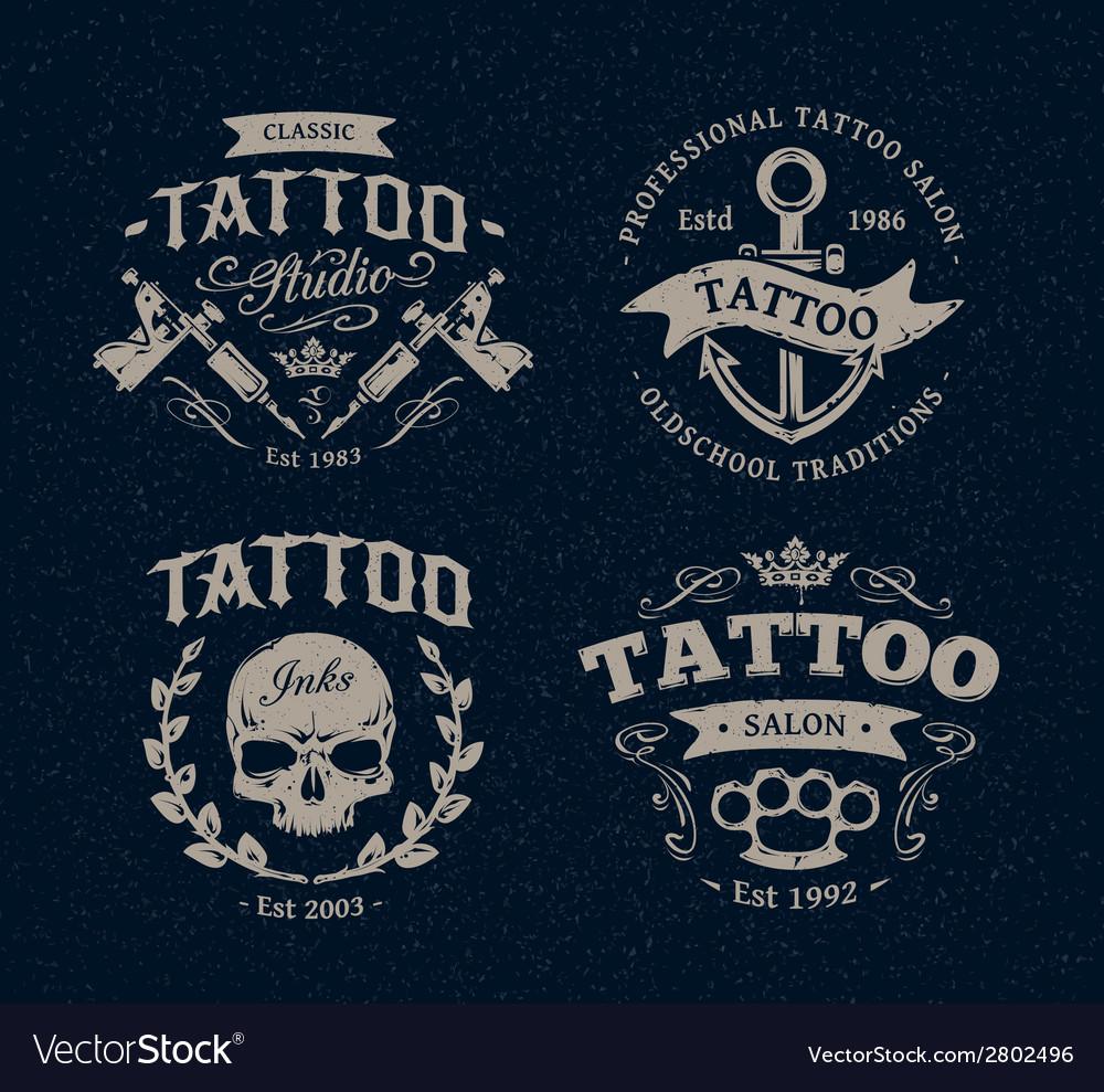 Tattoo Emblems 1