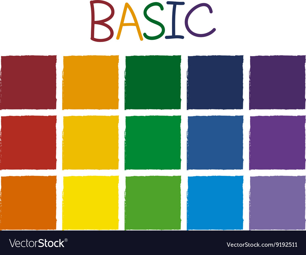 Basic Color Codes Resistor Code Learn Electronicscircuit Diagramrepair Tone Without Royalty Free Vector Image 1000x832