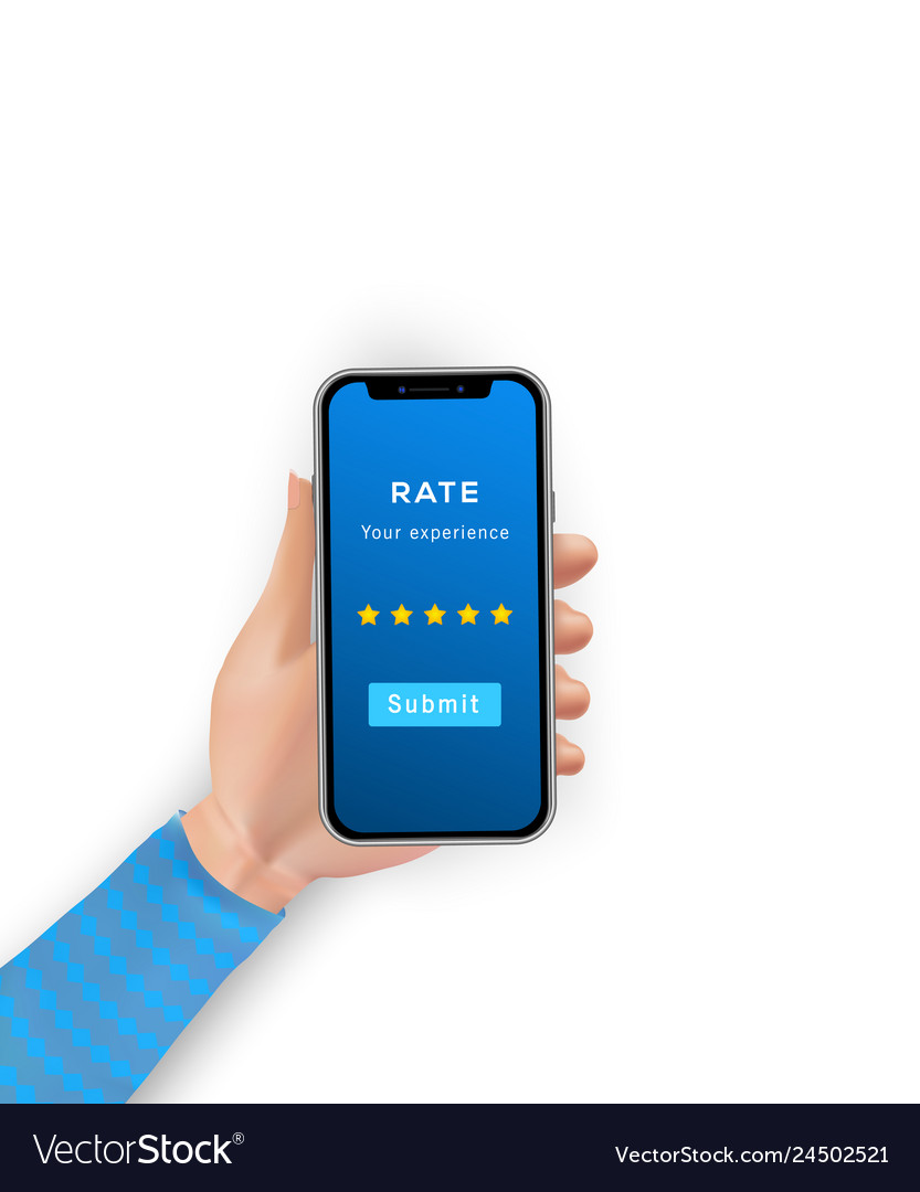 Customer rating evaluation satisfaction concept