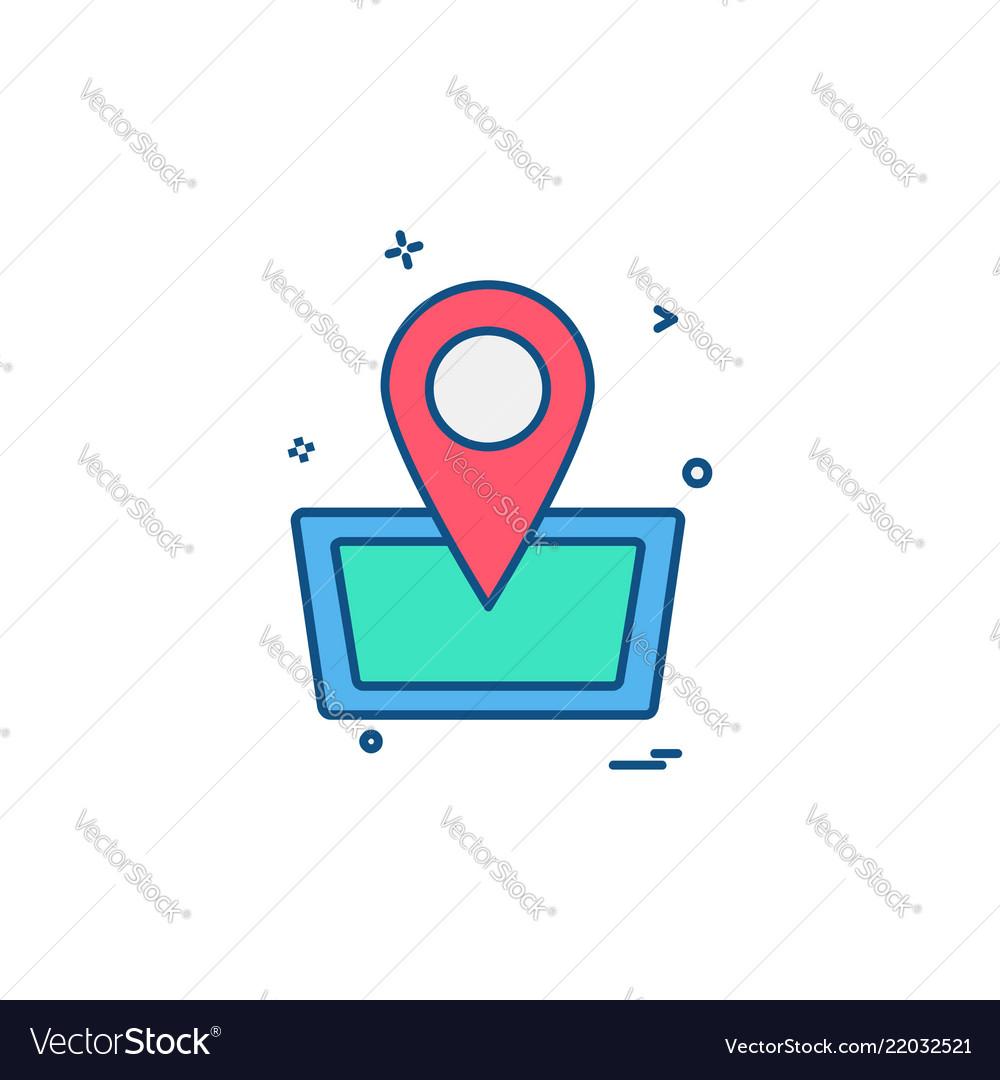 Navigation icon design