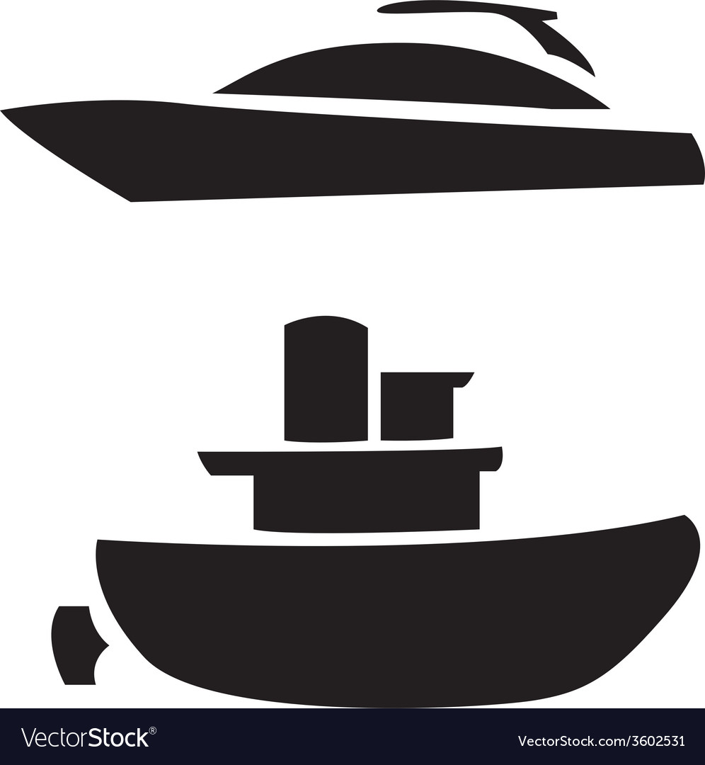 Boat Silhouettes