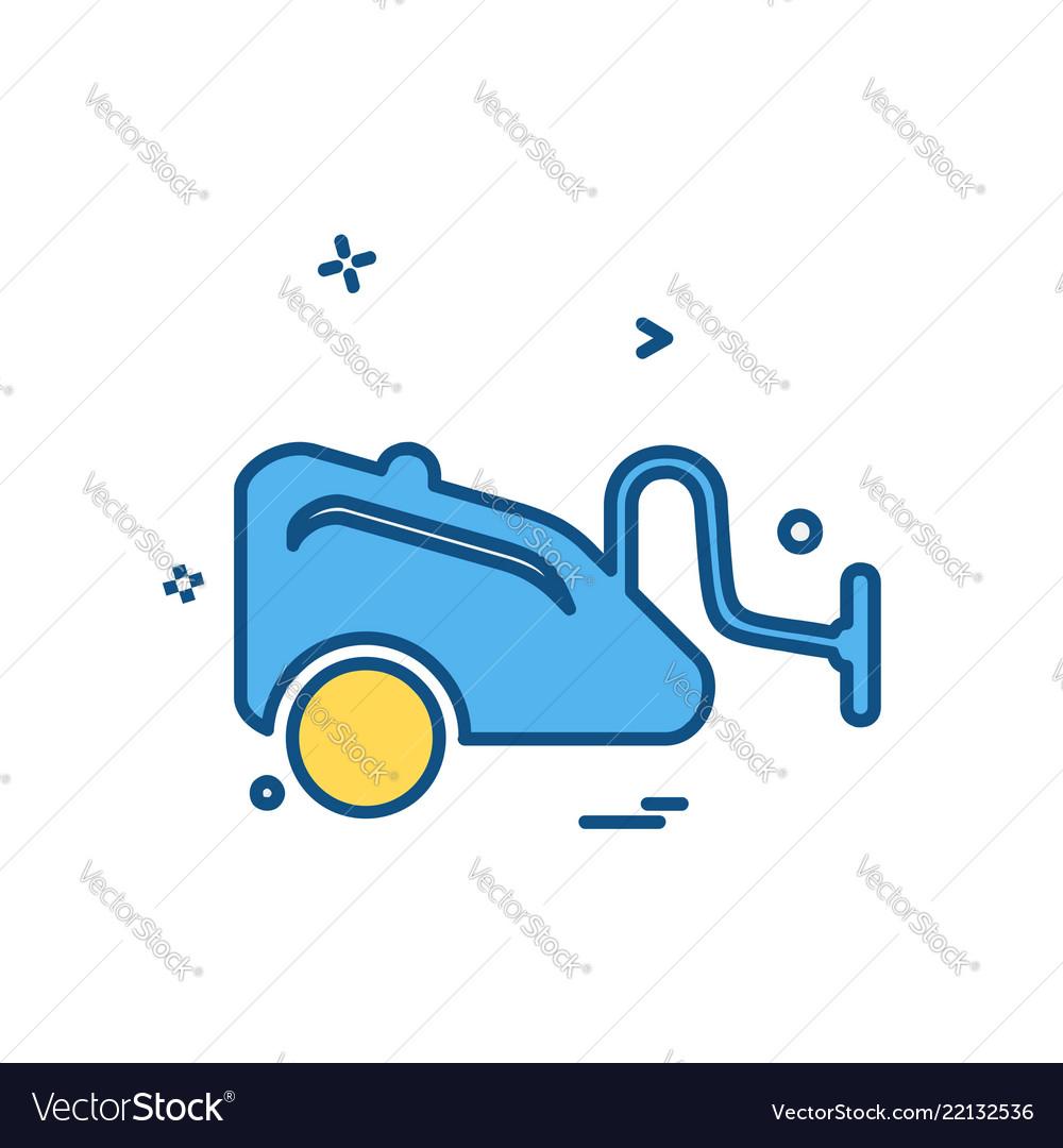 Cleaner icon design