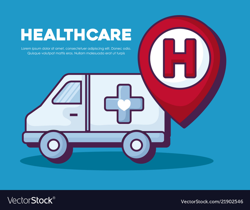 Healthcare infographic design