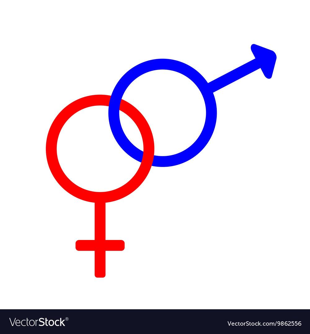 Gender sign 3207