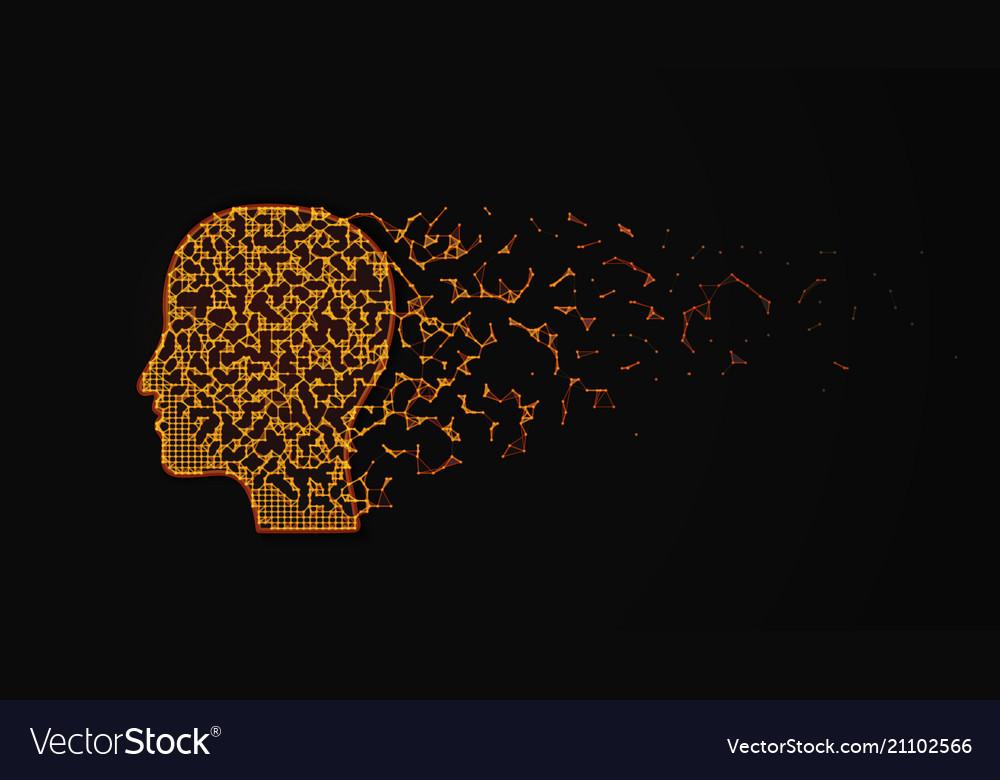 Human head destruction