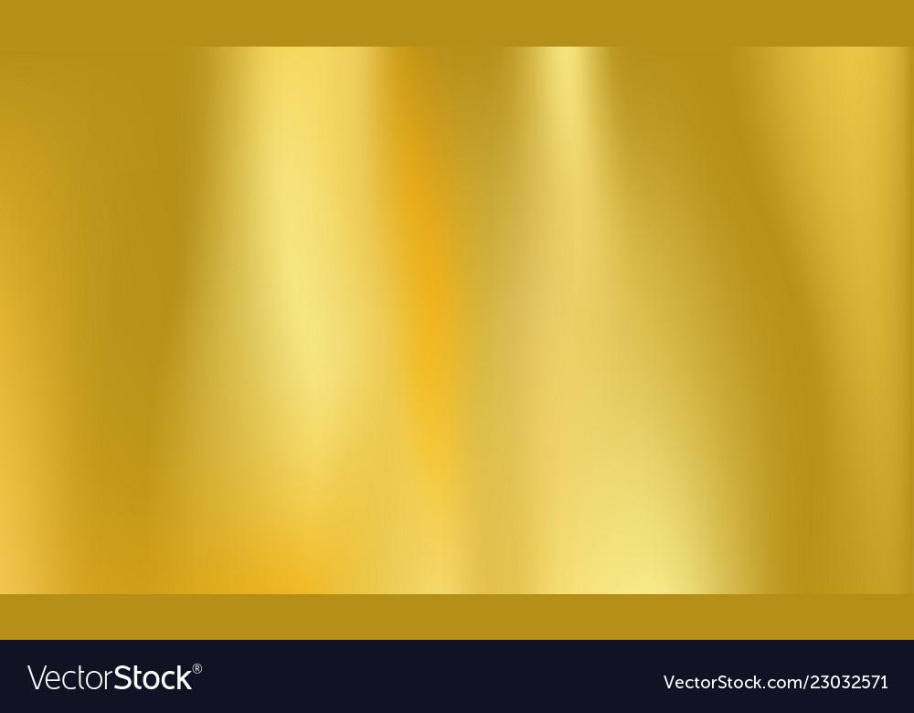 Gold foil background golden metal holographic