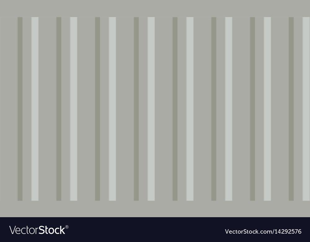Empty corrugated sheet background