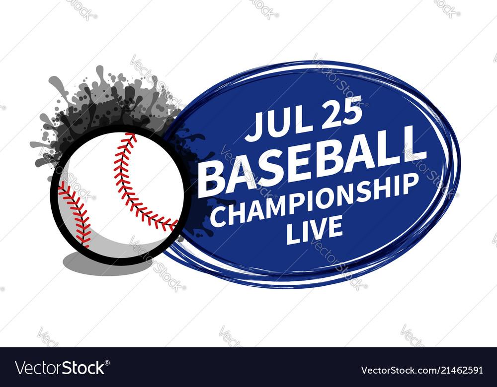 Baseball softball sport scoreboard spotlight