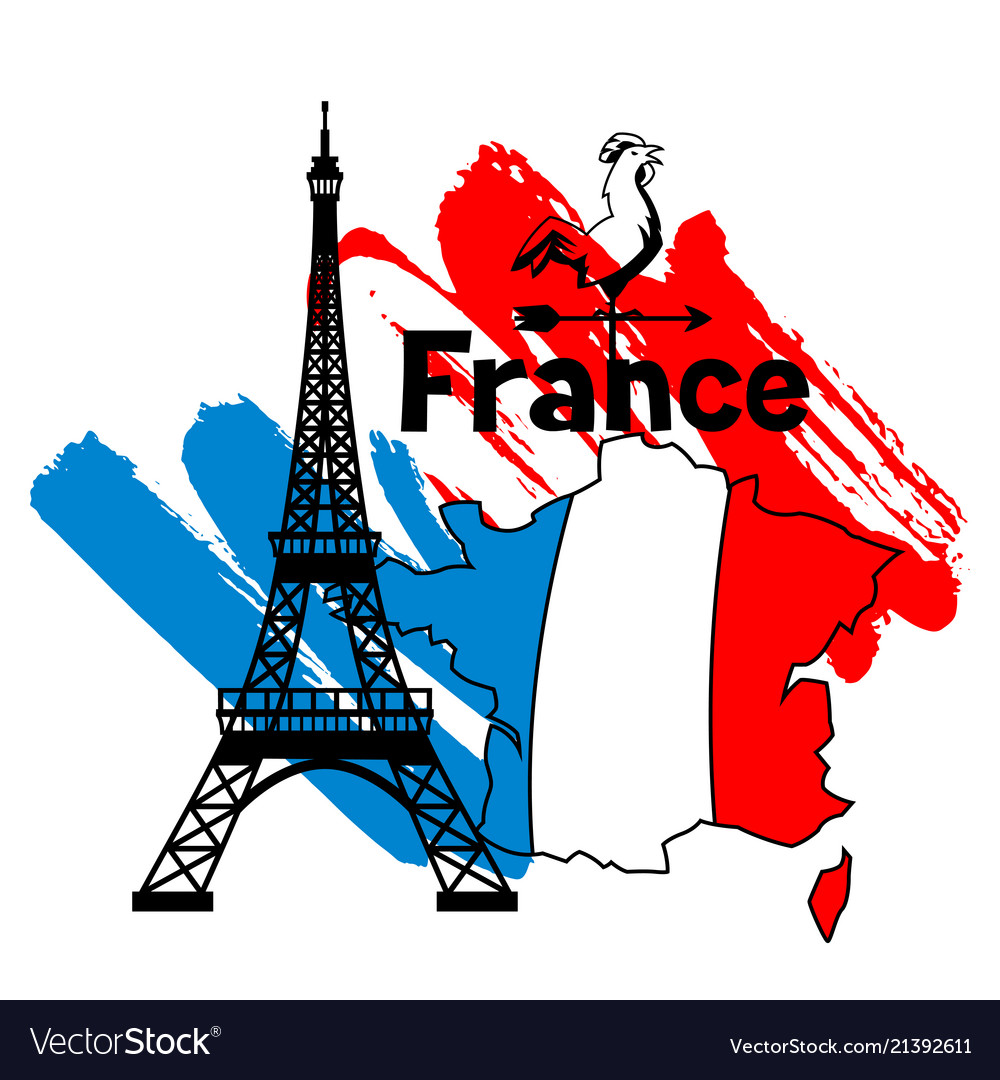 France background design