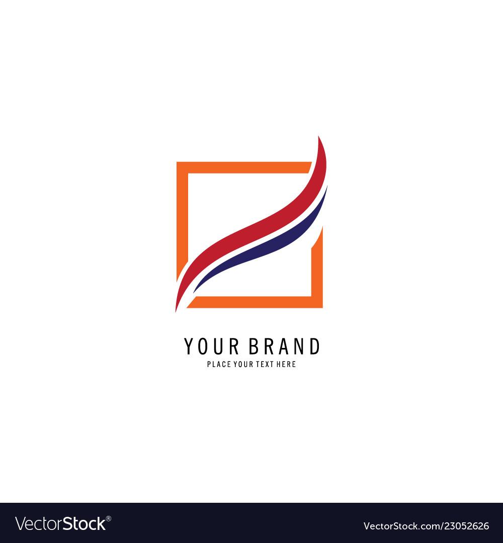 Finance symbol logo