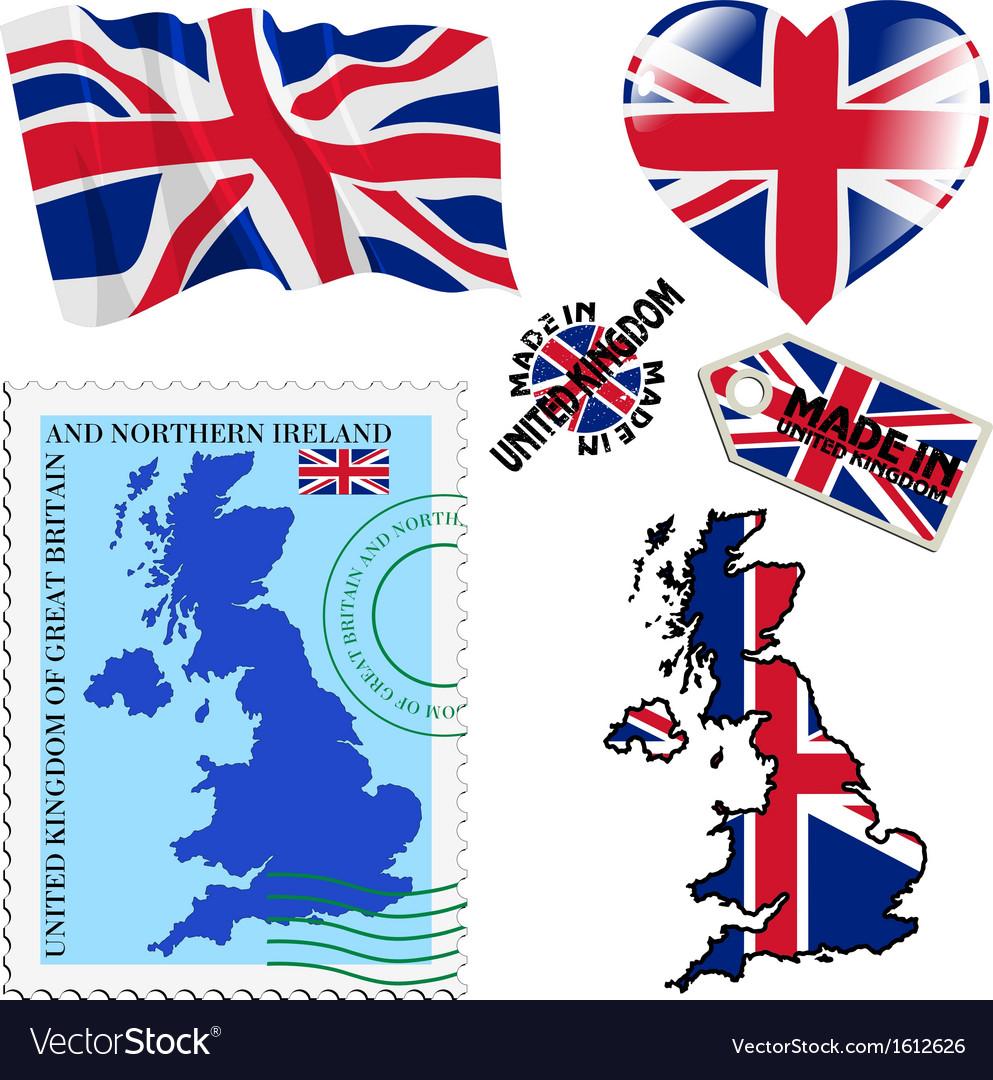 National colours of United Kingdom