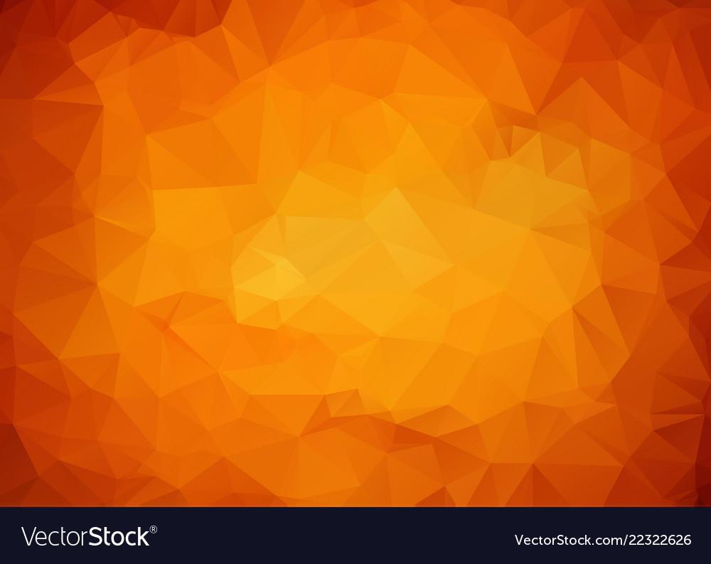 Polygon abstract modern polygonal geometric