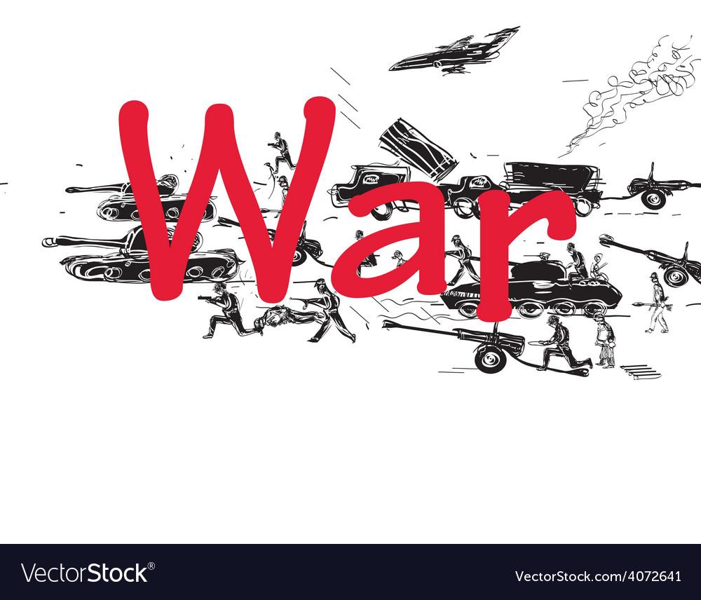 War pattern