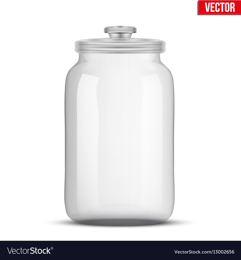 Glass Jars for products