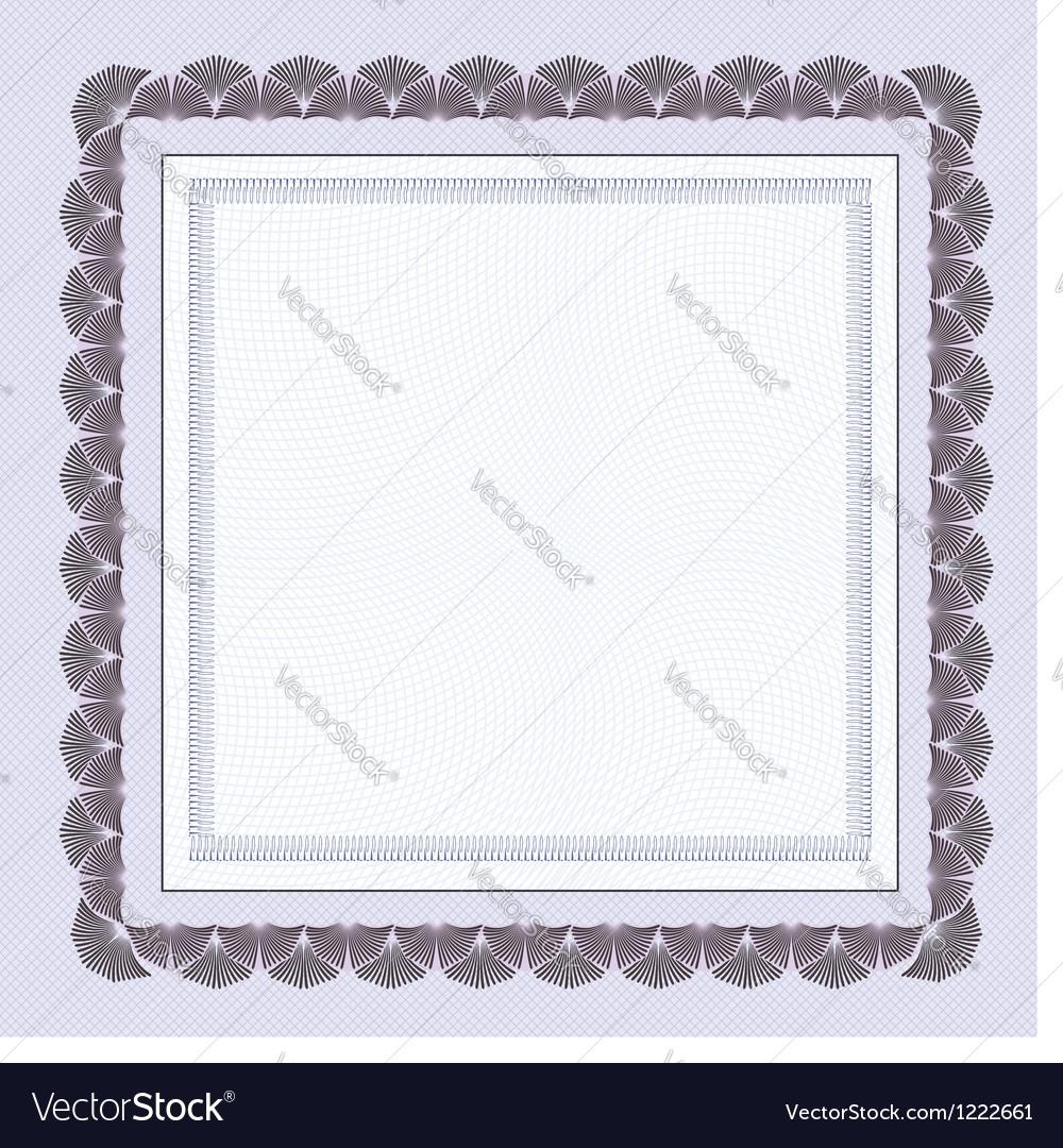 Certificate Blank Template