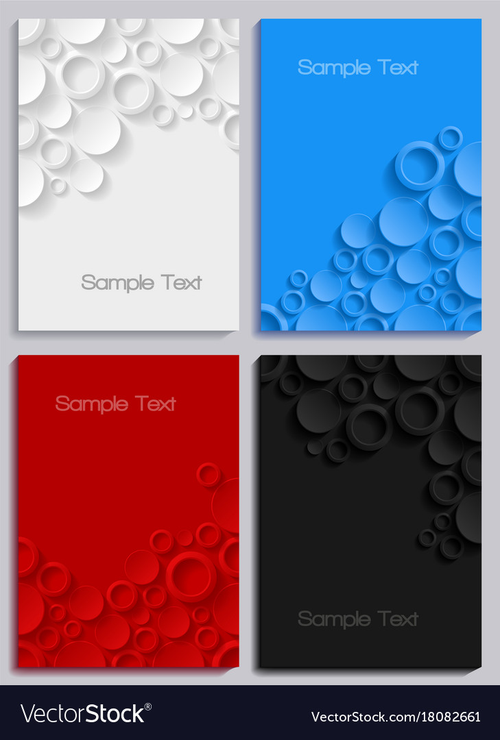 Covers design set