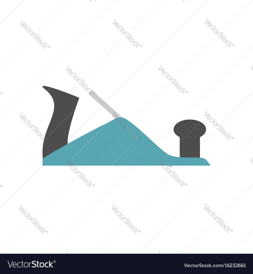 Jointer isolated tool on white background