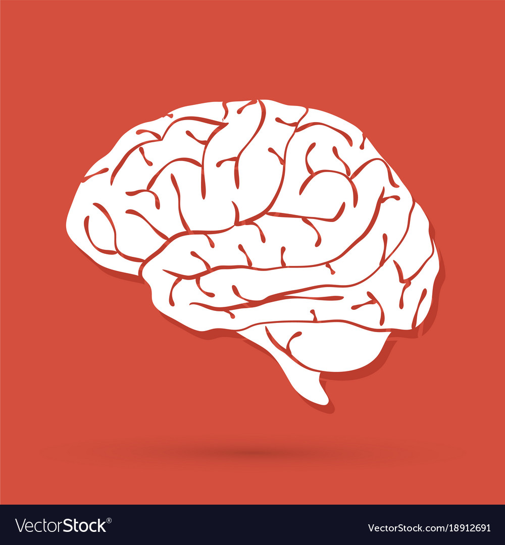 Brain side view graphic royalty free vector image brain side view graphic vector image ccuart Gallery