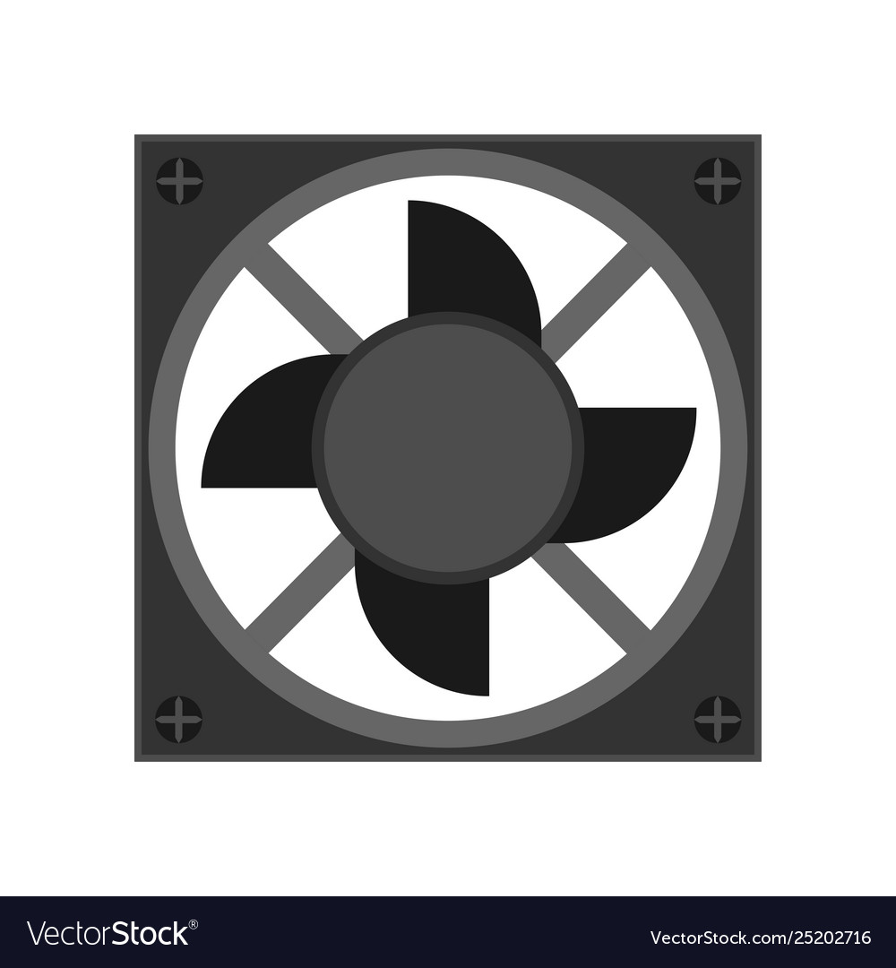 Cpu fan black device design part component pc