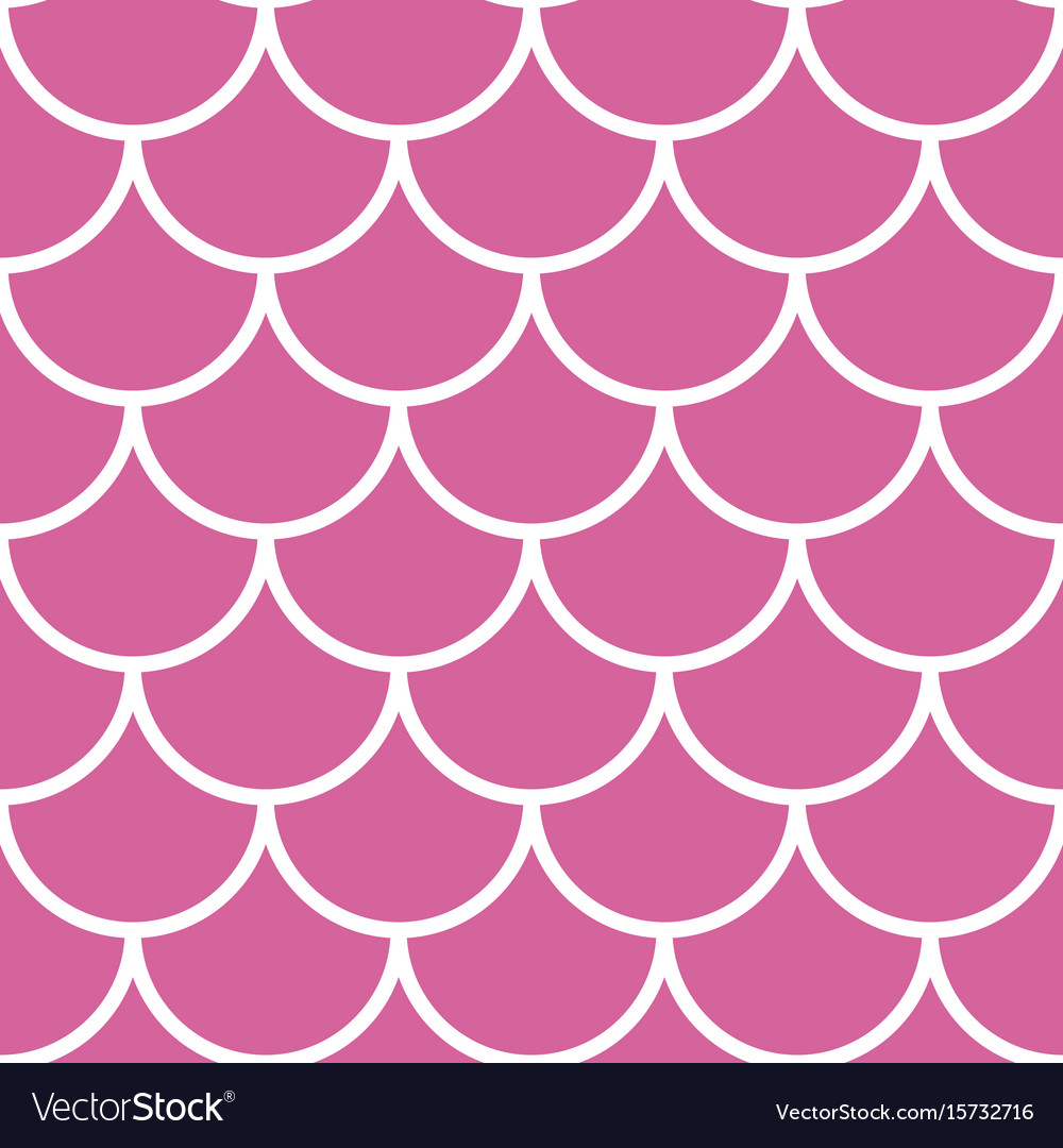 Fabric print seamless texture vector image