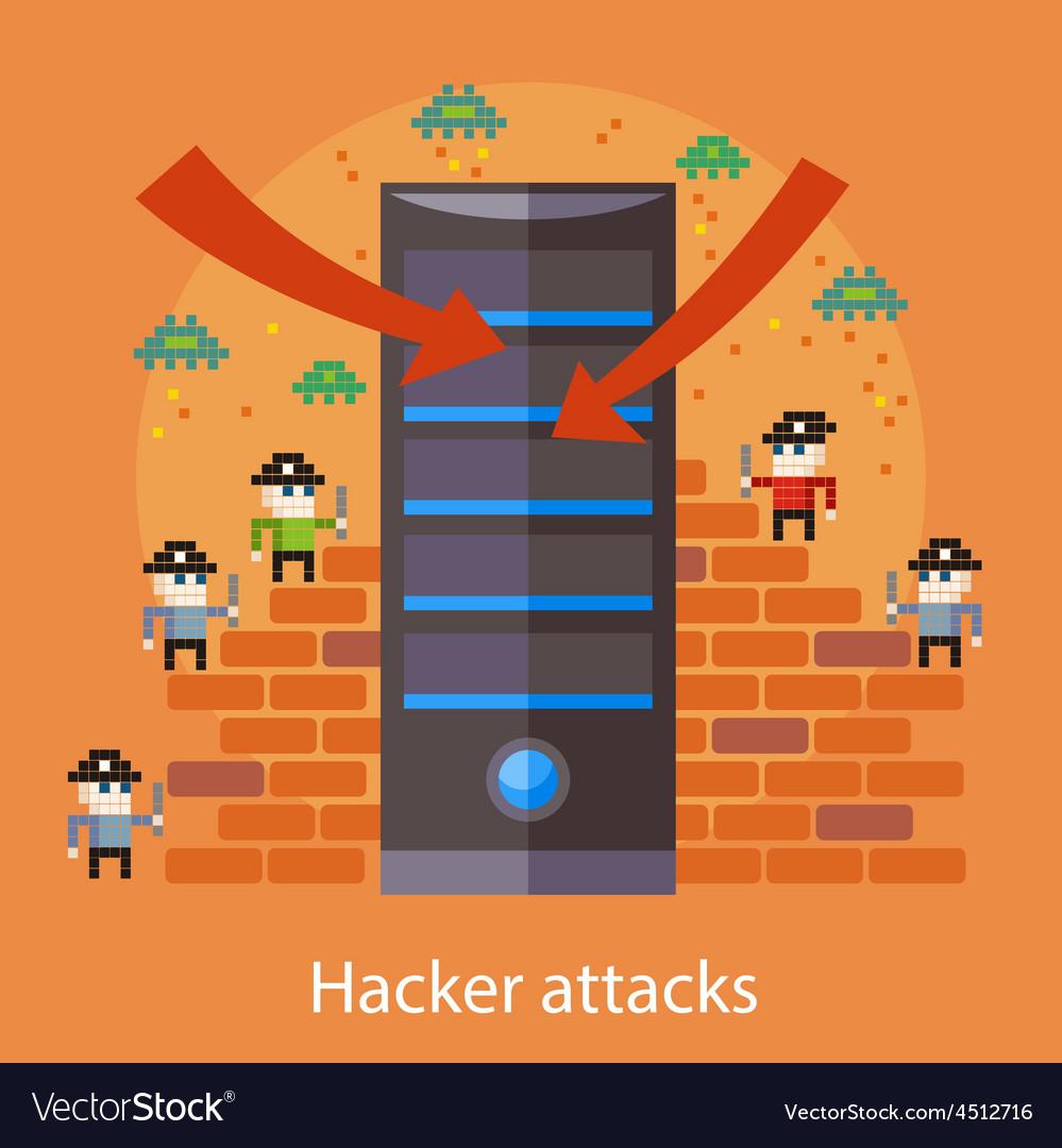 Hacker attaks