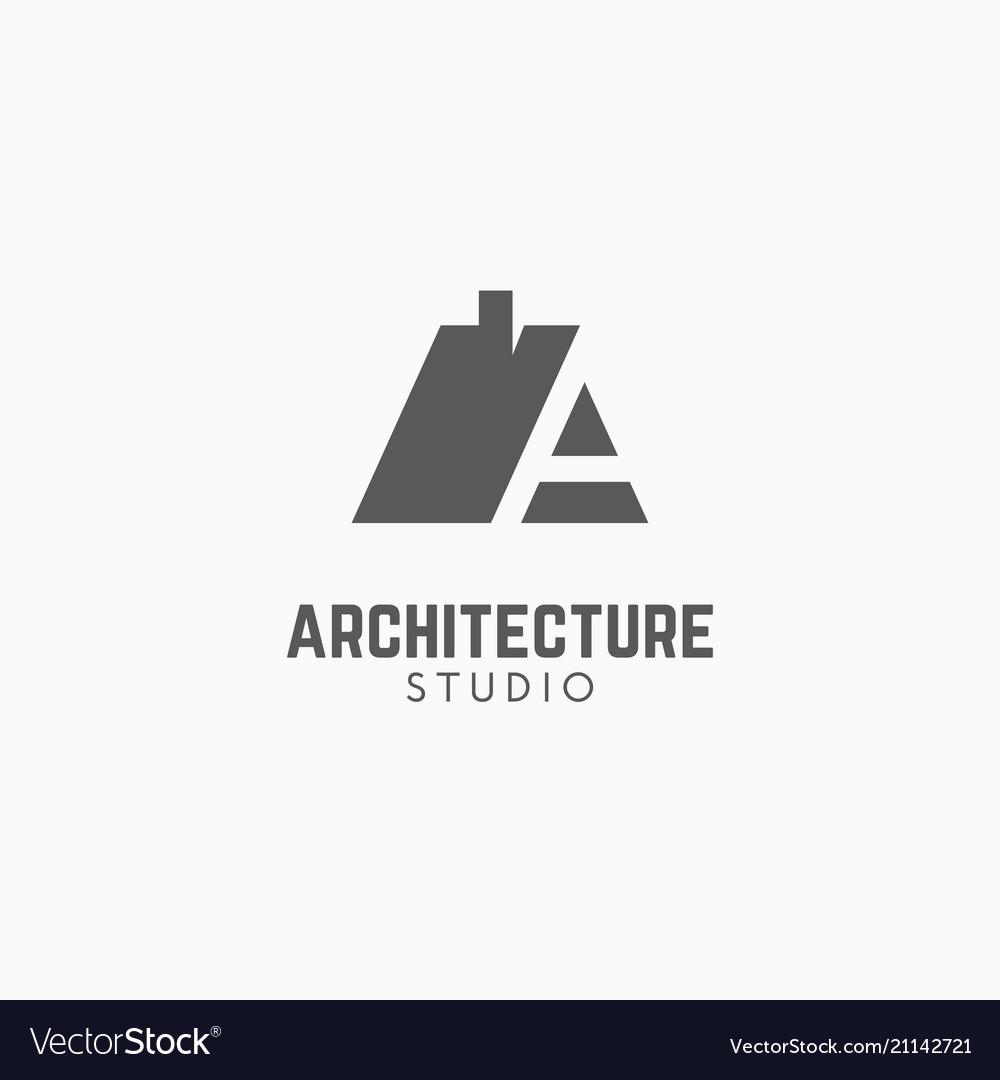 Architecture studio logo