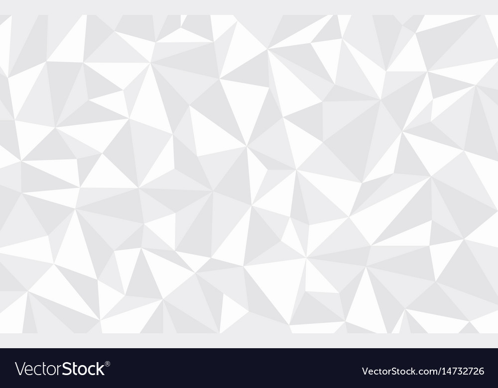 Abstract polygonal pattern on background