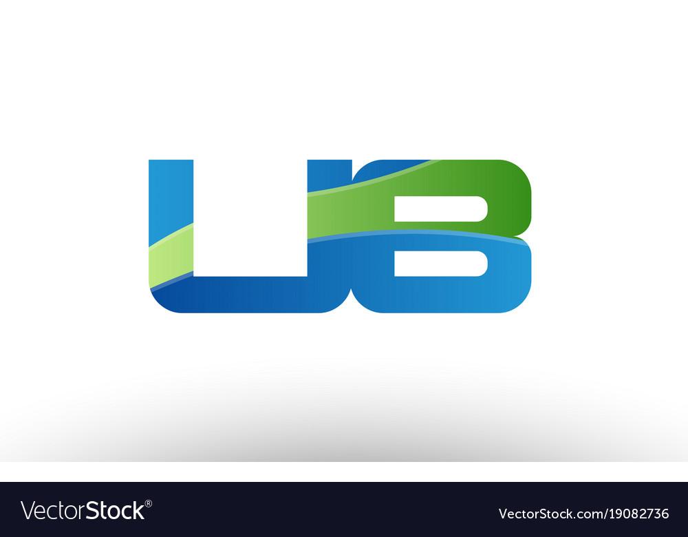 Logo swoosh ellipse red letter vector concept — stock vector.