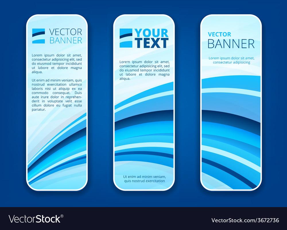 Header or banner set