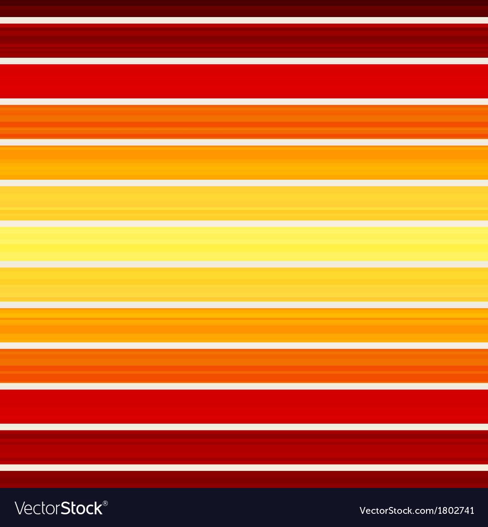 Seamless red yellow stripes pattern
