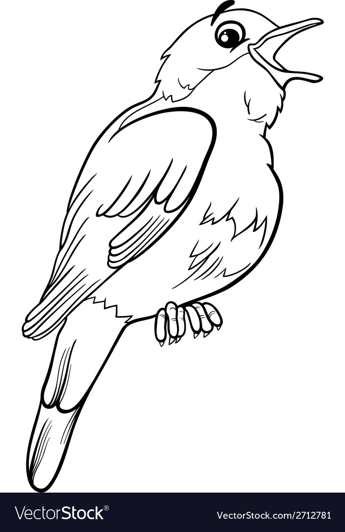 12 Best Free Printable Bird Coloring Pages For Kids | 1080x700