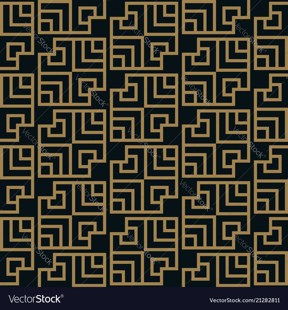 Abstract geometric pattern with lines a seamless