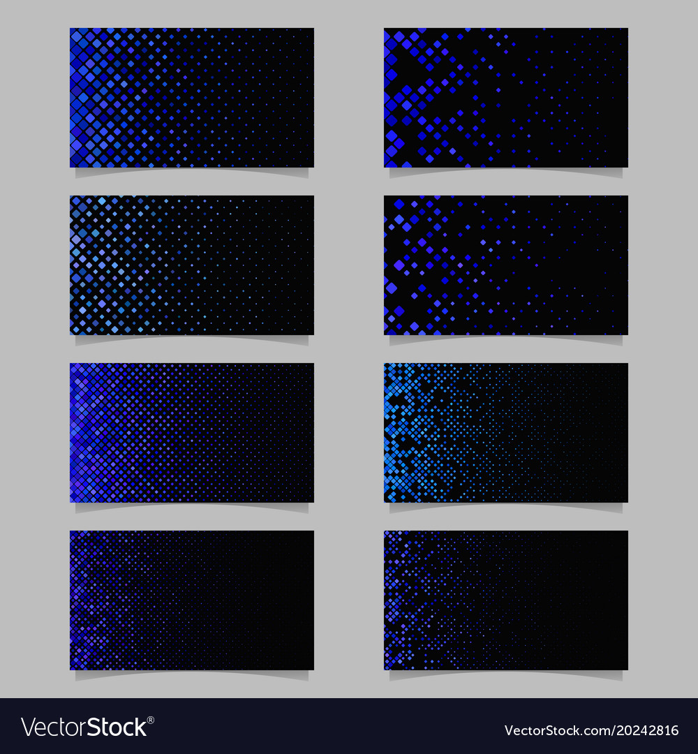 Abstract digital diagonal square pattern business