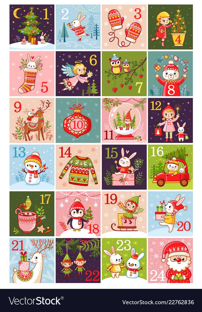 Calendar 2018 collection