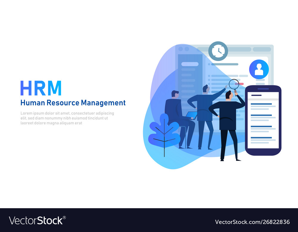 Hrm human resource management hris software and