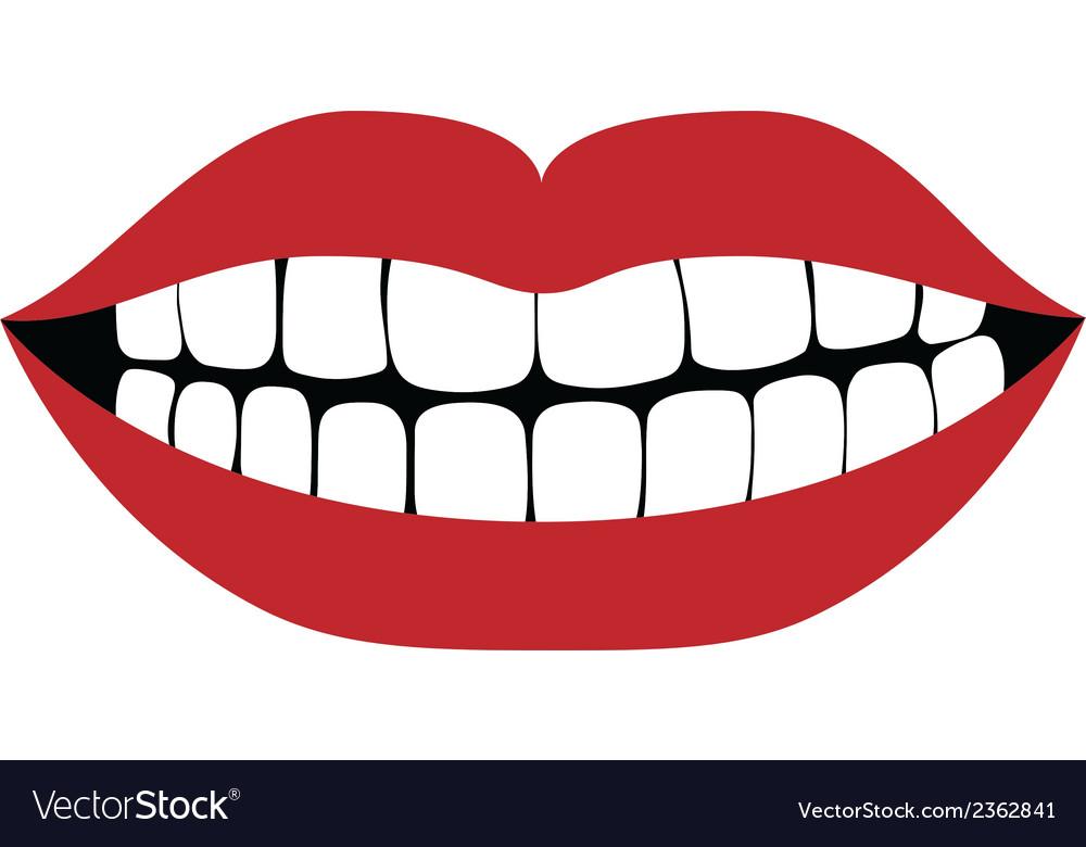 mouth royalty free vector image vectorstock rh vectorstock com mouth vector man mouth vector ai