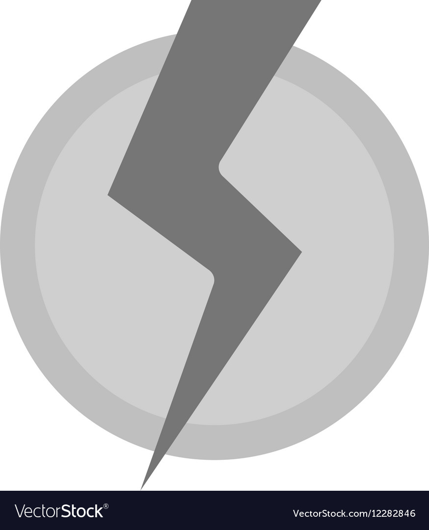 Electric Current Royalty Free Vector Image Vectorstock