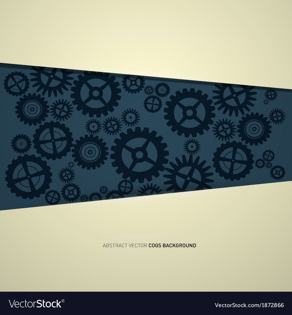 Abstract cogs - gears