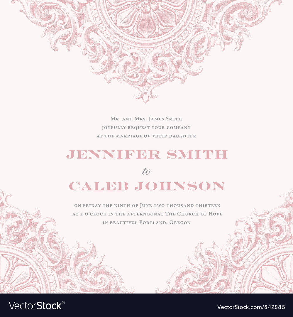 Wedding Dress on Wedding Invitation Templates Vector Views Downloads