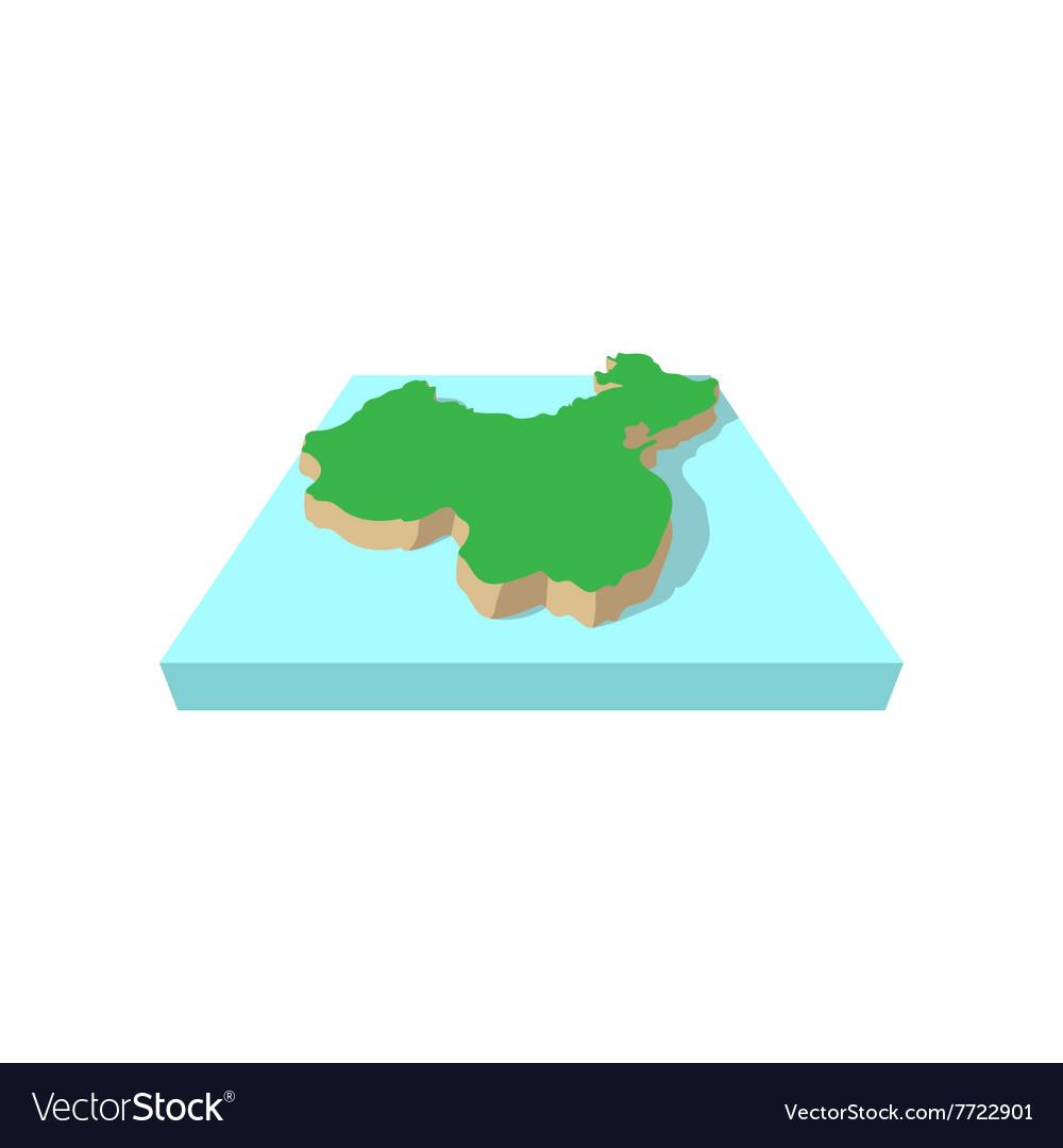 Map of china cartoon style Royalty Free Vector Image Cartoon Map Of China on