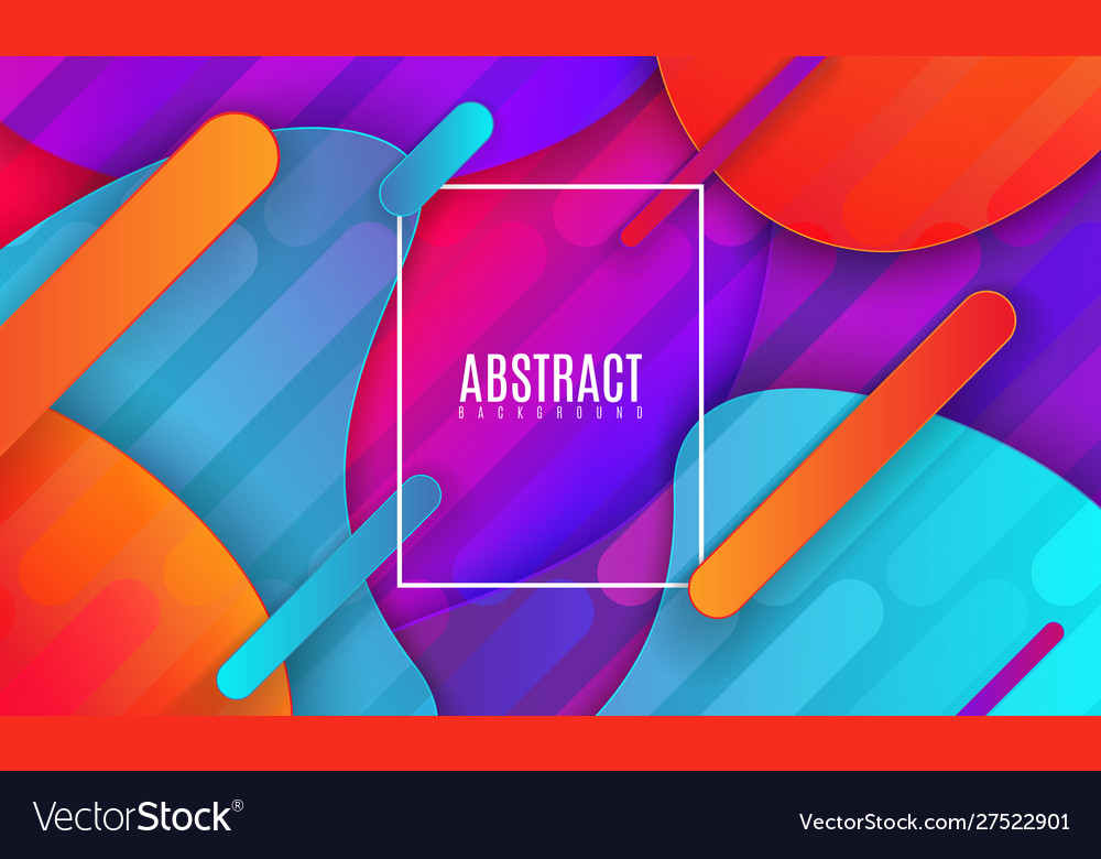 Modern minimalist cover design abstract