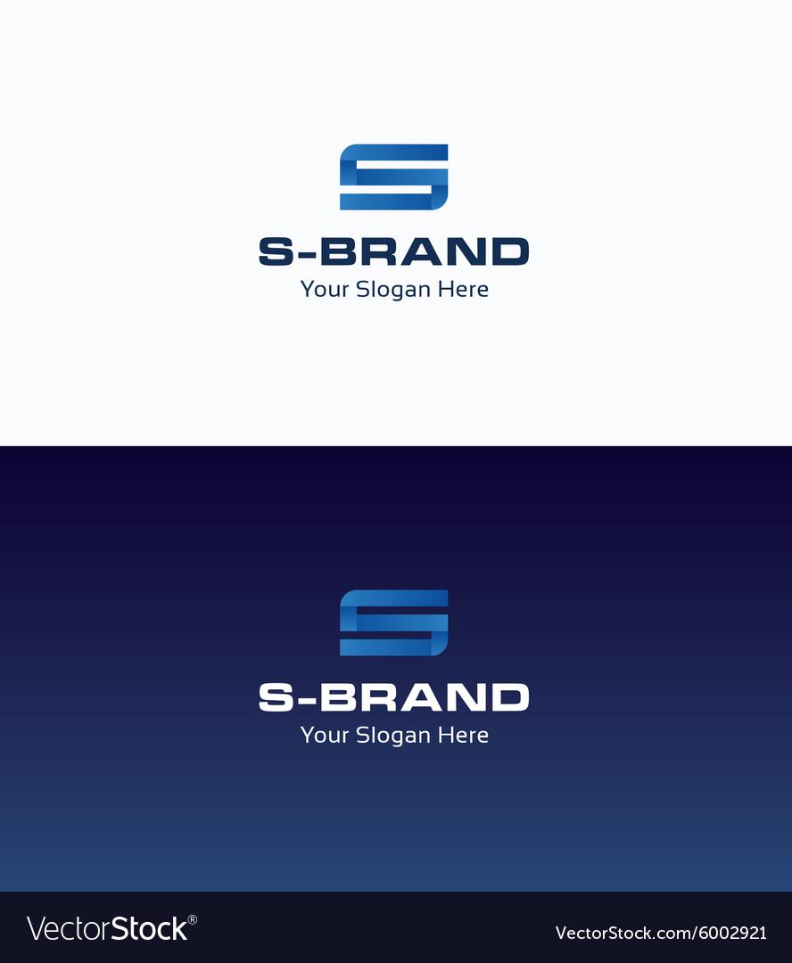 S Brand logo