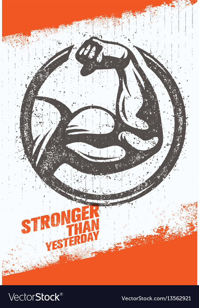 Stronger than yesterday biceps arm workout and