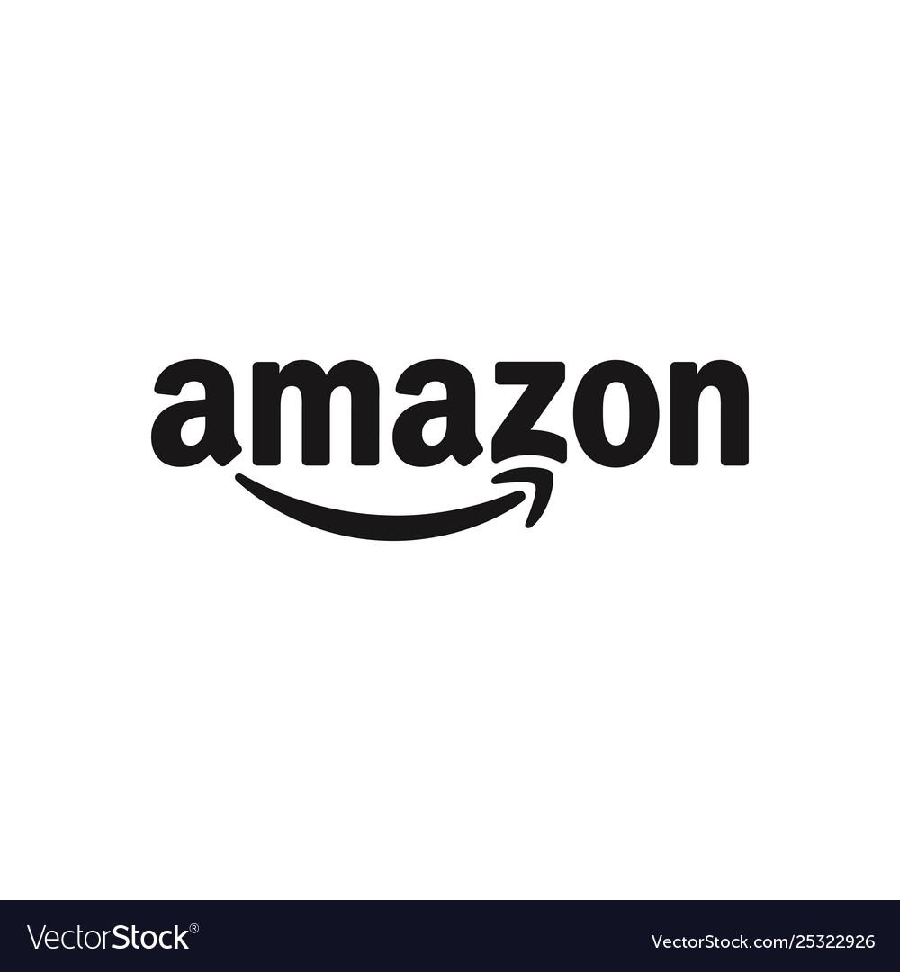 Amazon Icon Royalty Free Vector Image Vectorstock