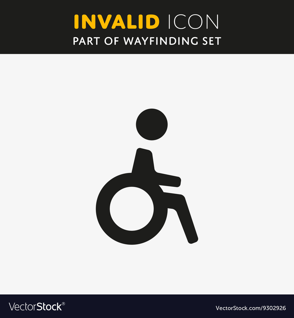 Invalid icon