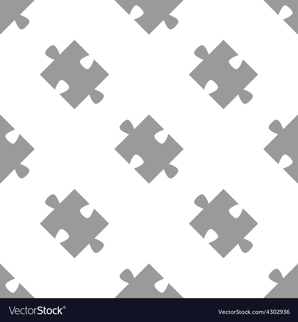 New Puzzle seamless pattern