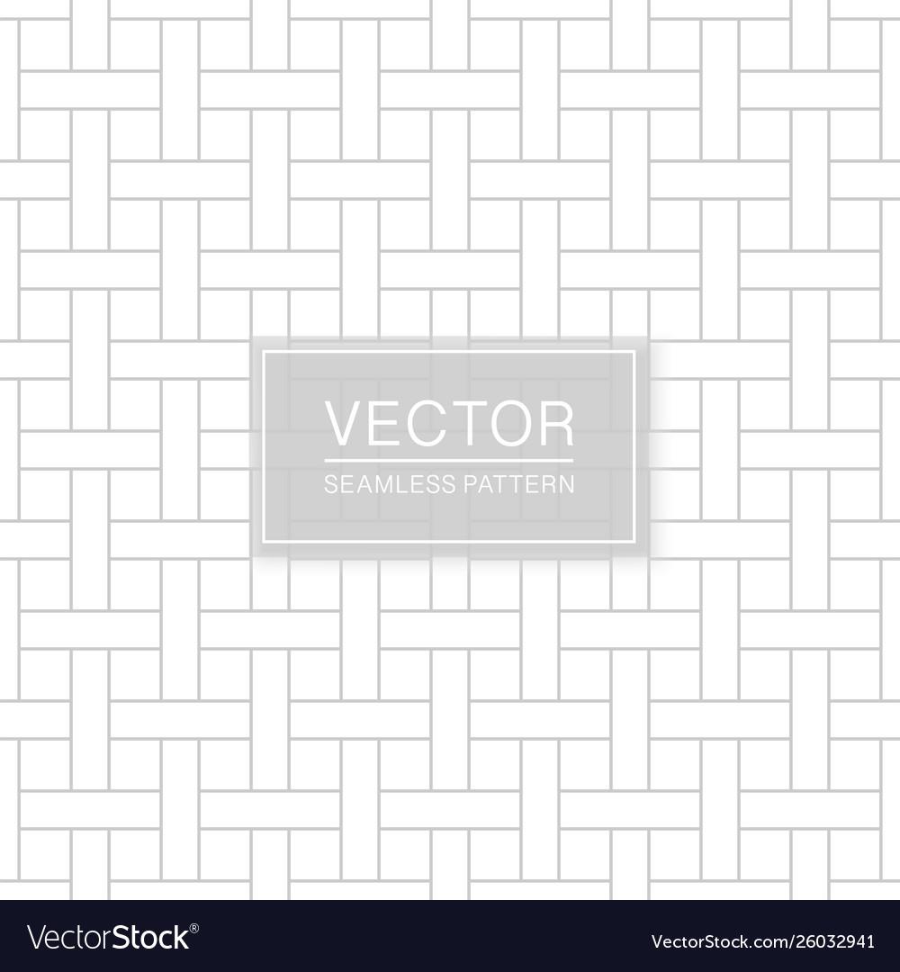Decorative seamless stylish pattern - simple