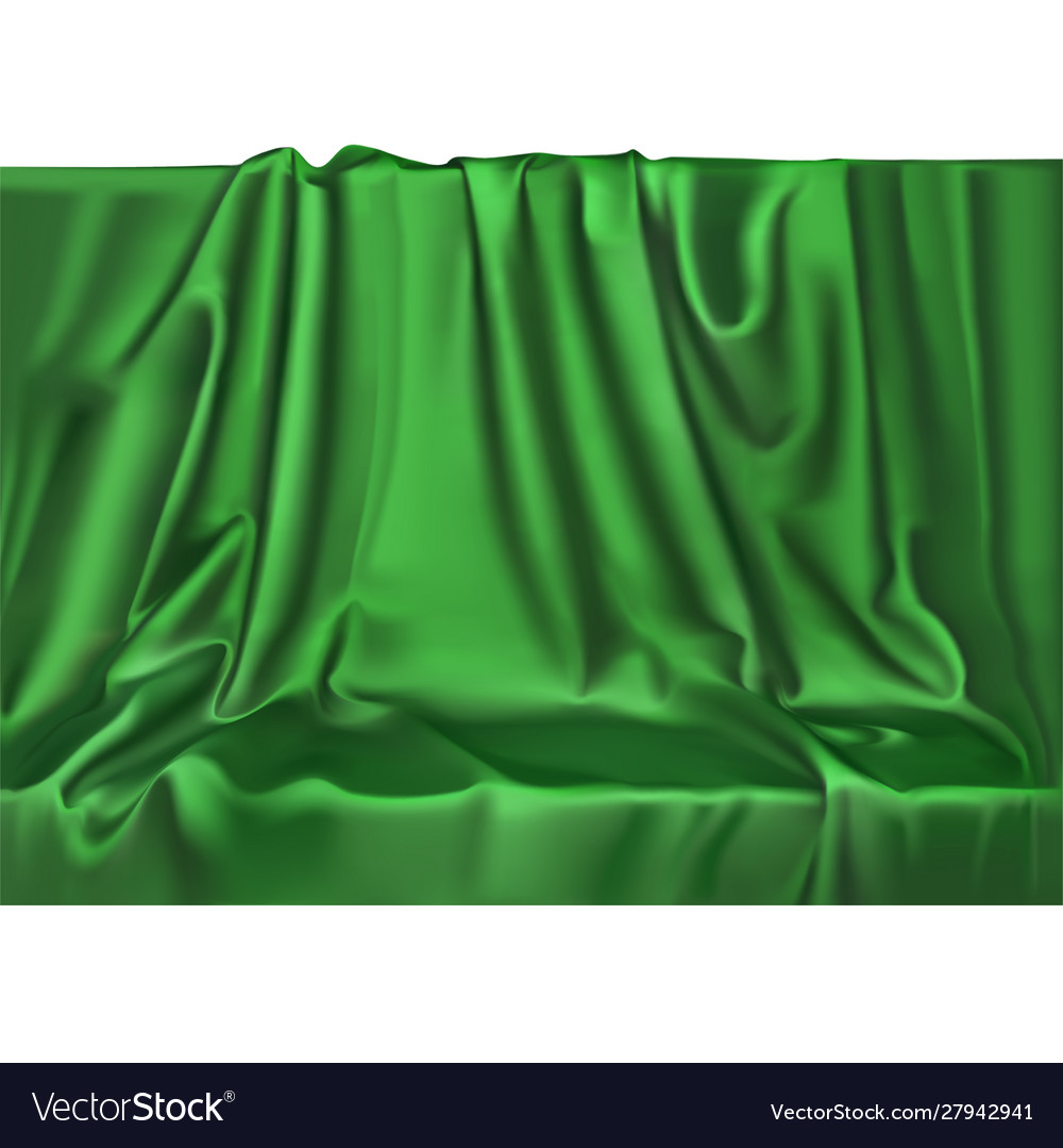 Green Velvet Texture Vector Images 56